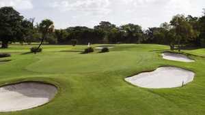 Miami Shores CC: 15th green