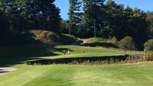 Club de Golf Ki-8-Eb - 18-hole: #9