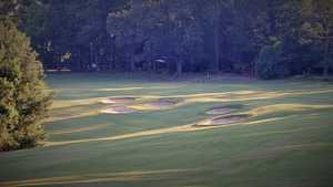 Umstead Pines Golf & Swim Club at Willowhaven: Bunkers
