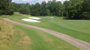 Walker GC At Clemson University: #3