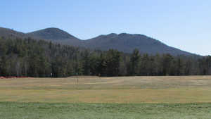 Saranac Lake GC: Driving range