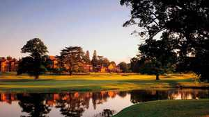 Hanbury Manor, A Marriott Hotel & CC