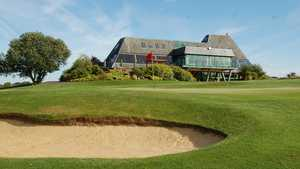 Marlborough GC: Clubhouse