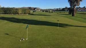 Golf Warehouse & Driving Range - Ellerslie: Practice area