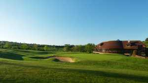 West Hove GC: Clubhouse