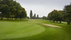 Sittingbourne & Milton Regis GC: #1