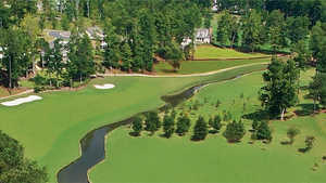 Harbor Club on Lake Oconee: Aerial
