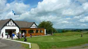 Selkirk GC: Clubhouse