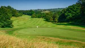 Malone GC - Edenderry: #8
