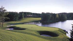 Woodington Lake GC - Legend: #18