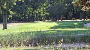 Pinelands GC: 10th green