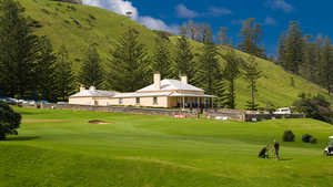 Norfolk Island GC: #2