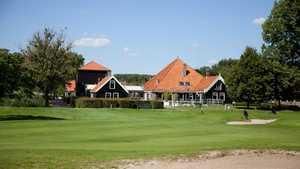 Spaarnwoude GC: Clubhouse