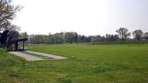 Golf in Milano: Driving range