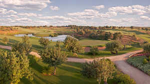 Donnafugata Golf Resort - Parkland North: #18