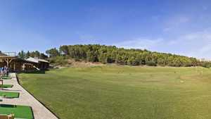 Golf de Pont Royal: Driving range