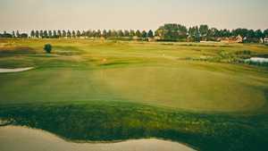 Koksijde Golf ter Hille - Langeleed: #12