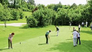 Schinznach Bad GC - Pitch & Putt: Practice area