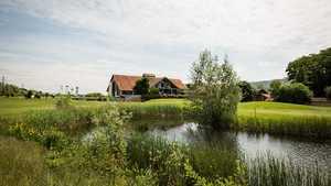 Golfpark Otelfingen: Clubhouse