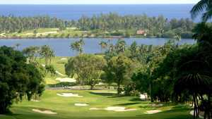 Moorea Green Pearl GC