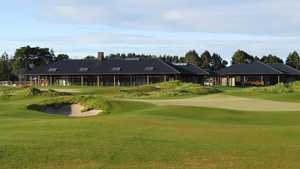 Windross Farm GC: Clubhouse
