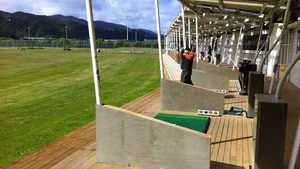 Golf Warehouse & Driving Range - Lower Hutt: Driving range
