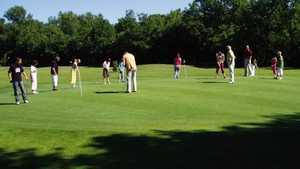 Golf Park de Leemskuilen: Practice area
