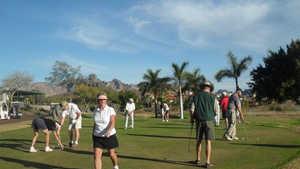 Campo de Golf Marina San Carlos