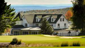 Eagles Mere CC: Clubhouse