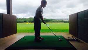 Bridgend Golf Complex: Driving range