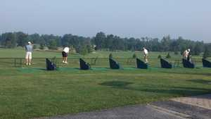 Flatbush GC: Driving range