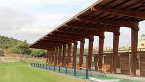 Kusadasi Golf & Spa Resort: Driving range