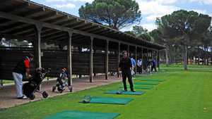 Aldeamayor GC: Driving range