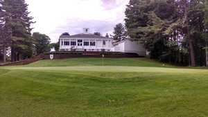 McGregor Links CC: Clubhouse