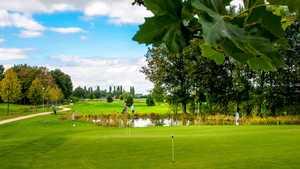 Wine & Golf Kapelkeshof: Practice area