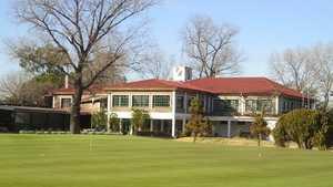 San Jorge GC: clubhouse