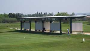 Golf Ste Rose: Driving range