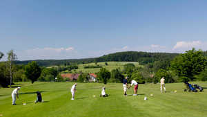 Golf Resort Bad Griesbach Golfodrom: Driving range