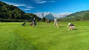 Open Golf St. Johann Alpendorf