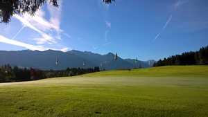 Sonnenalp-Oberallgaeu Golf Resort: Practice area