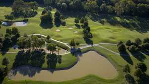 Bella Vista Country Club - Berksdale: Aerial