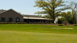 Erie GC: Clubhouse