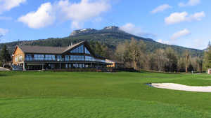 Duncan Meadows GC: Clubhouse