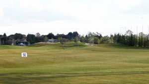 Escalona Golf Village: Driving range