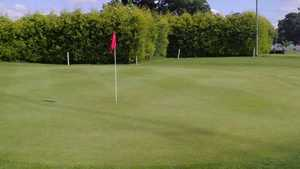 Lincoln GC - Thorpe Park: green view