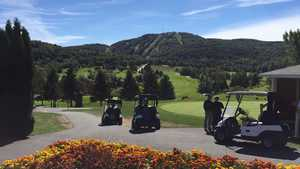 Club de golf Chateau-Bromont
