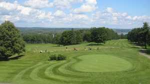 Fredericton GC: Practice area