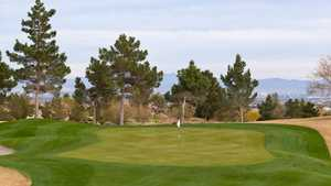 Golf Summerlin - Eagle Crest: #18