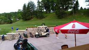 Glenville GC: Clubhouse