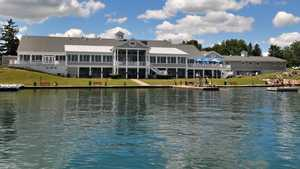 Skaneateles CC: Clubhouse